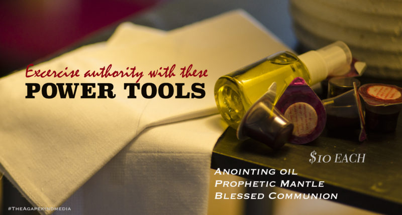 BIBLICAL POWER TOOLS – The AgapEkind Media Ministry